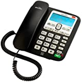 Binatone Acura 3000 Corded Phone with Answer Machine