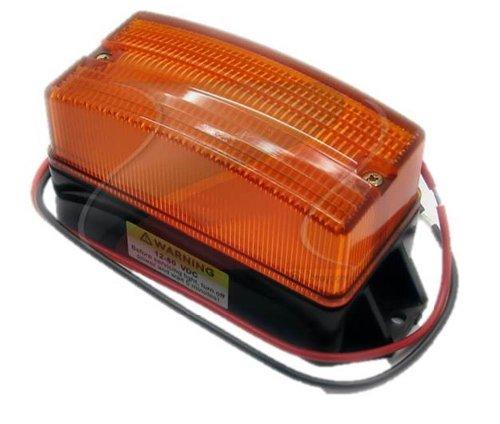 Panacea P0103 Rectangular LED Waterproof Strobe Light, 12V-110V DC, 5-1/4