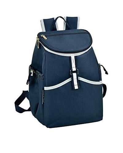 Picnic at Ascot Cooler Backpack, Navy