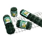 0.9M x 10M Roll of Garden Border Wire Fence/Fencing NEW