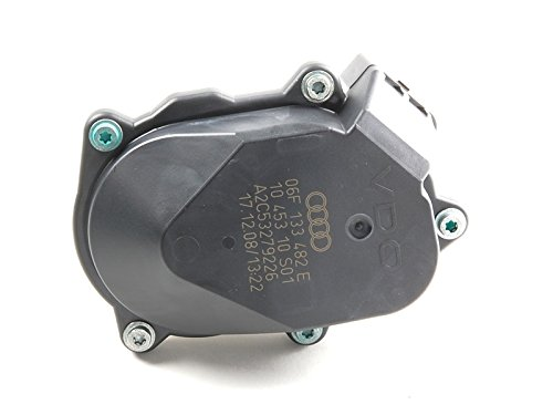 Audi A3 A4 A6 S4 S6 Tt Vw EOS Golf Jetta Passat Rabbit Intake Manifold Control Motor 05-12 (Volkswagen Intake Manifold compare prices)