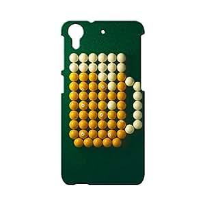 BLUEDIO Designer Printed Back case cover for HTC Desire 728 - G7686