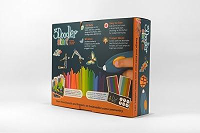 3Doodler Start Essentials Pen Set + Multi-Shape DoodleBlock by WobbleWorks, Inc.