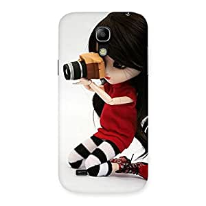 Gorgeous Dolly Pic Multicolor Back Case Cover for Galaxy S4 Mini