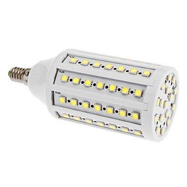 E14 17W 330-Led 850-880Lm 7000-7500K Cold White Light Led Corn Bulb (85-265V)