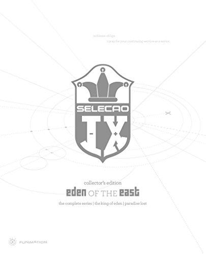 東のエデン コンプリートシリーズ&劇場場 / EDEN OF THE EAST: COMP SERIES