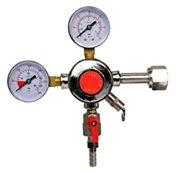 Economy CO2 Regulator (Dual Gage)