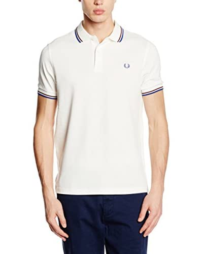 FRED PERRY Poloshirt beige