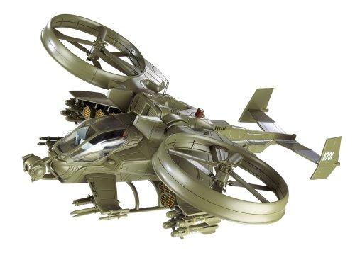 アバタービークルアクションフィギュア/Avatar RDA Scorpion Gunship