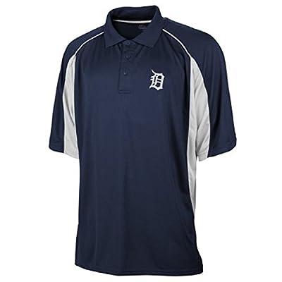 Detroit Tigers MLB Club Pass Polo Big Sizes