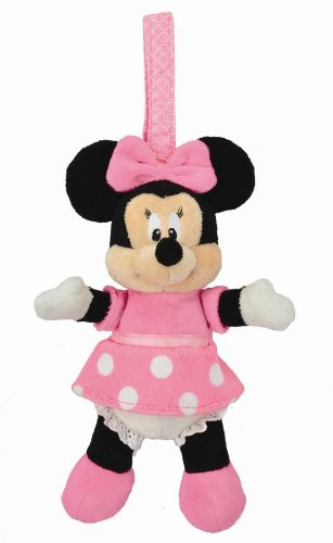Disney Baby: Minnie Mouse Chime Toy by Kids Preferred - 1