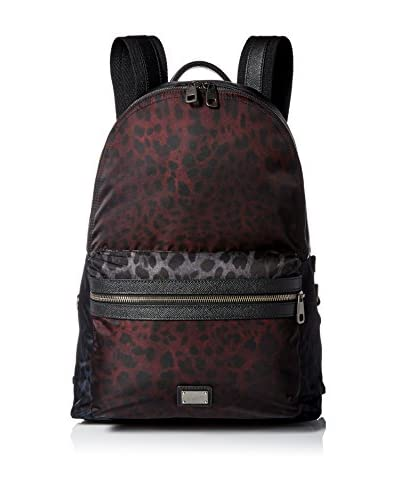 Dolce & Gabbana Men's Animalier Backpack, Multi