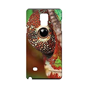BLUEDIO Designer Printed Back case cover for Samsung Galaxy Note 4 - G7284