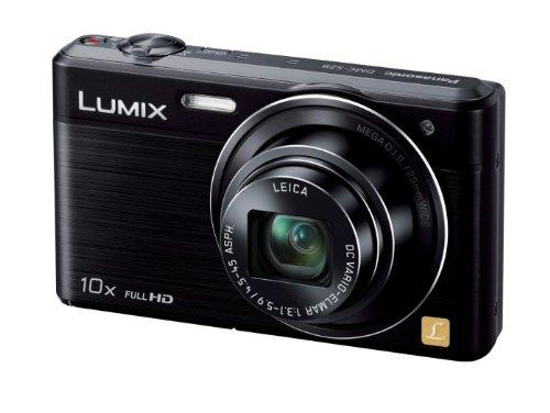 Panasonic デジタルカメラ ルミックス 高倍率 Wi-Fi ブラック DMC-SZ9-K
