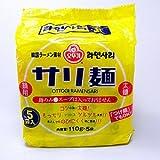 オットギ サリ麺 5食入×2個セット (韓国鍋料理用麺、煮込み用ラーメン※スープは入っておりません)