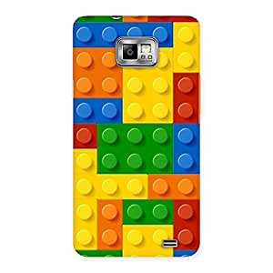 Premium Toy Design Print Back Case Cover for Galaxy S2