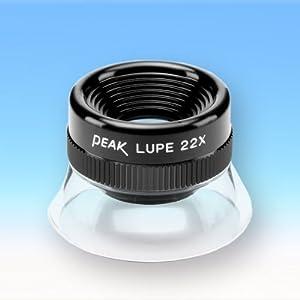 Peak Loupe 22x Detail Magnifier Loupe