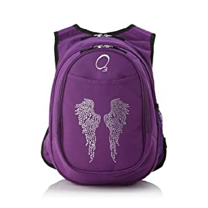 O3 Kid's All-in-One Pre-School Backpacks Angel Wings