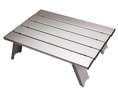 キャプテンスタッグ アルミロールテーブル コンパクト