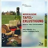 食事を楽しくする音楽集(Musicalische Tafel-Erlustigung)