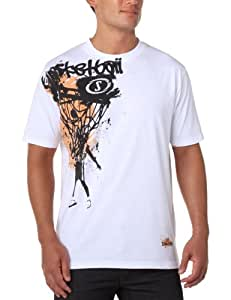 Spalding Authentic Graphic T-Shirt Tee-shirt homme Blanc XL