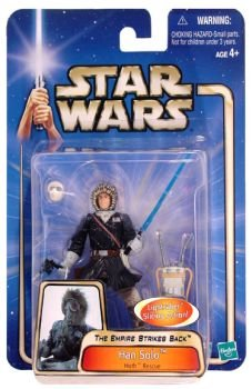 Star Wars The Empire Strikes Back Figure: Han Solo (Hoth Rescue)