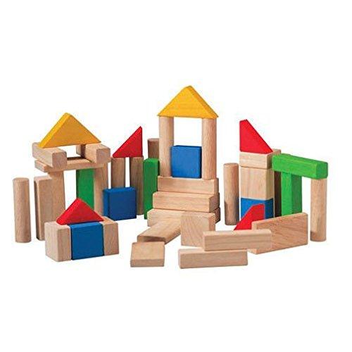 PlanToys - 50 bloques, juego de construcción (5535)