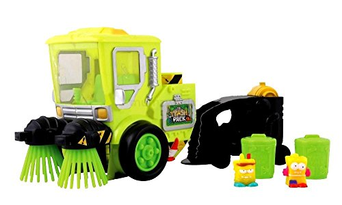 Trash Pack Glow in the Dark Street Sweeper (Street Sweeper Truck compare prices)