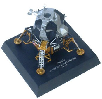 Buy Lunar Excursion Module Resin Model Spacecraft