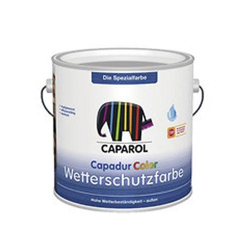 Caparol Capadur Color Wetterschutzfarbe Weiß 750ml