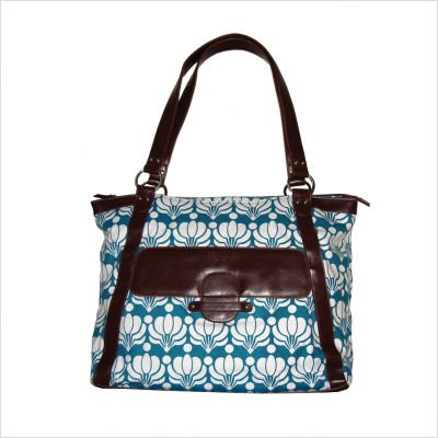 nuo-tech-kailo-chic-casual-tote-pattern-blue-white-modern-floral