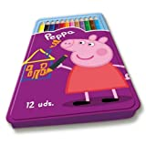 Acquista Peppa Pig Scatola 12 Matite Colorate