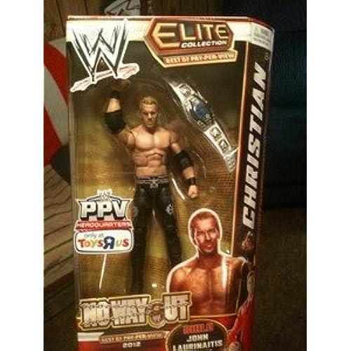 WWE PPV [bulid 조니 에이스] 엘리트 크리스찬-746775236588
