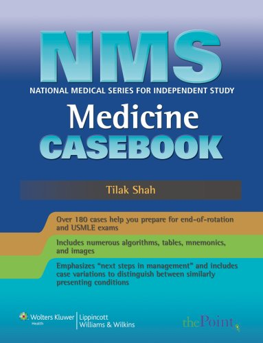 NMS Medicine Casebook (The National Medical Series for Independent Study)