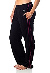 Everlast Women's Long Active Pants with Pockets