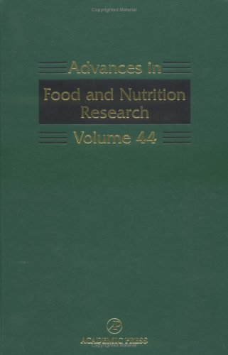 Advances In Food And Nutrition Research, Vol. 44