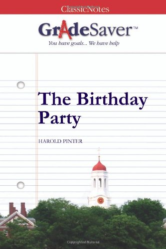 the birthday party essay questions gradesaver  essay questions the birthday party study guide