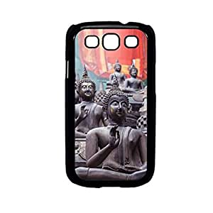 Vibhar printed case back cover for Samsung Galaxy S3 Bhuddism