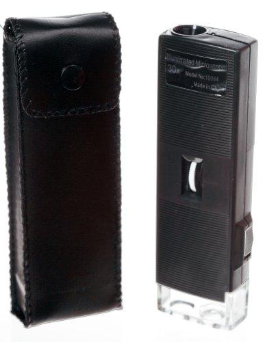 Se Illuminated Pocket Microscope 30X