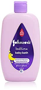 Johnsons 300ml Baby Bed Time Bath