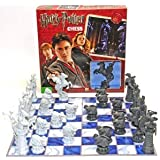 Harry Potter Chess Set based on Harry Potter and the Sorcerer's Stone