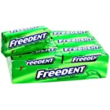 Freedent Gum - Peppermint, Plen T Pak, 15 stick gum, 12 count