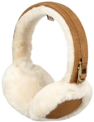Ugg U1023 Women's Ear Muffs Chestnut One Size