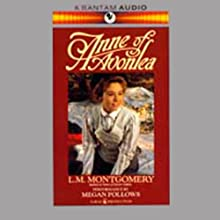 Anne of Avonlea Audiobook by L.M Montgomery Narrated by Megan Follows
