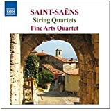 Saint-Saëns: String Quartets