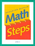 Houghton Mifflin Math Steps: Student Edition Level 5 2000
