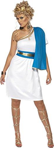 Smiffy's - Costume da antica romana, Donna, taglia: M
