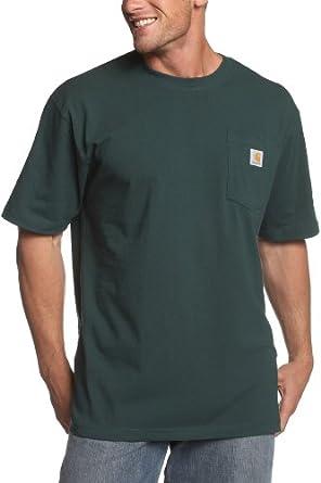 Low Price Carhartt Men's Workwear Pocket T-Shirt K87