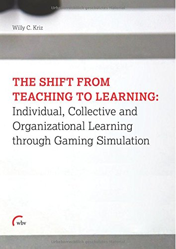 THE SHIFT FROM TEACHING TO LEARNING
