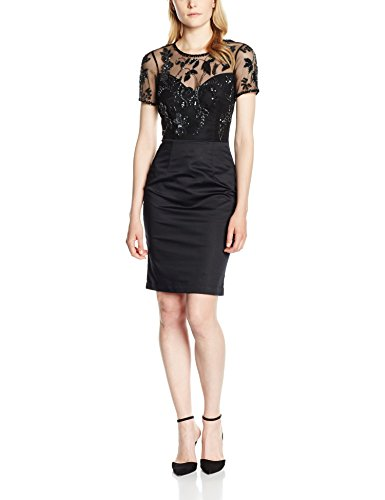 french-connection-horizon-light-ss-emb-dress-robe-femme-noir-noir-44